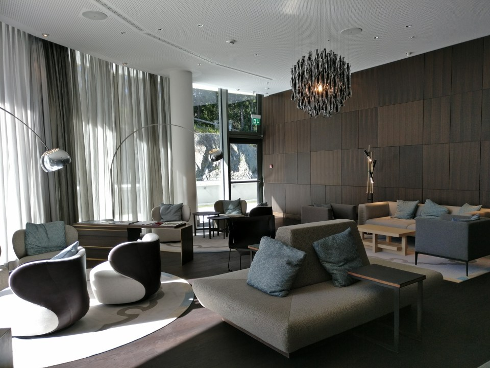 InterContinental Davos Club Lounge