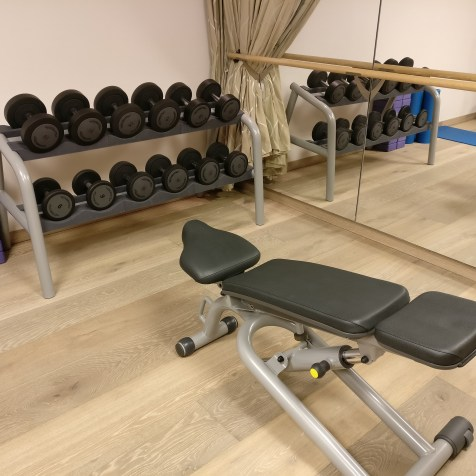 InterContinental Davos Gym