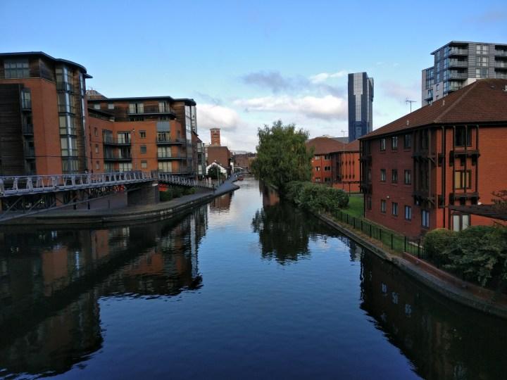 Running in Birmingham