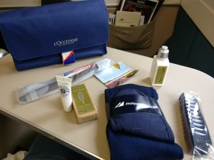 Philippine Airlines Business Class Airbus A340 Amenity Kit