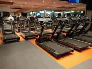 Pullman Melbourne Albert Park Gym