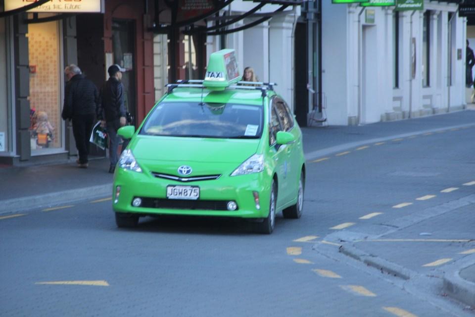 Queenstown Taxi