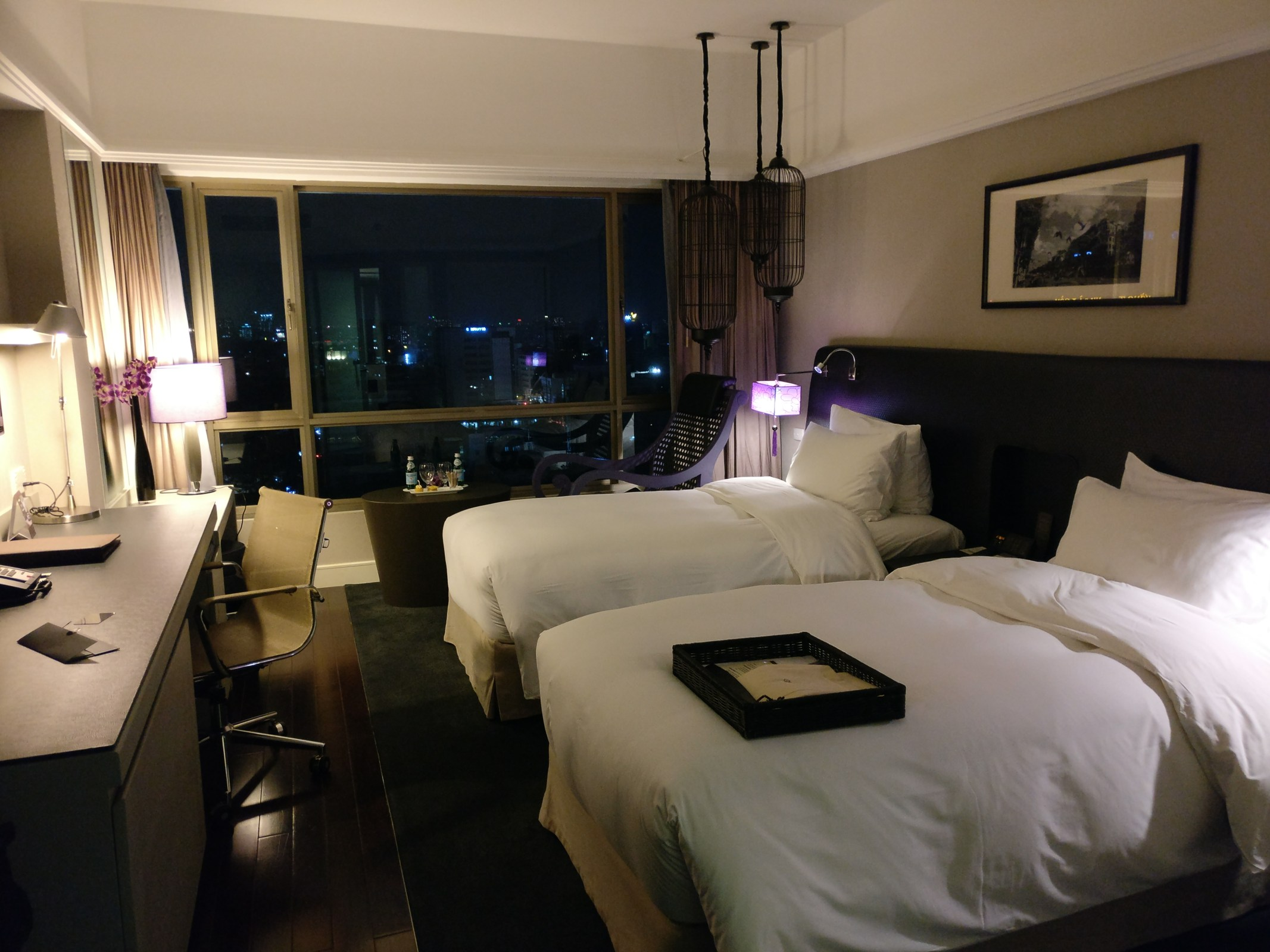 Sofitel Saigon Plaza Superior Room