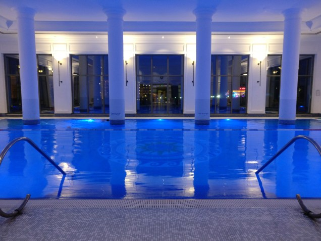 Hilton Malta Indoor Pool