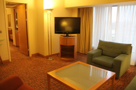 Hilton Ankara Junior Suite