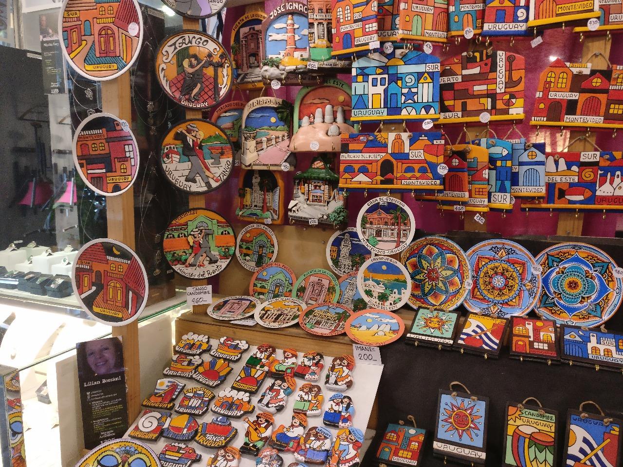 Montevideo Souvenir Shop