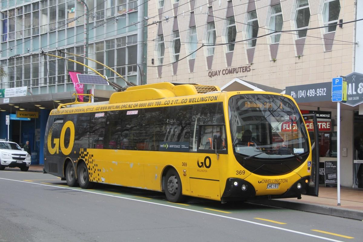 Wellington Bus