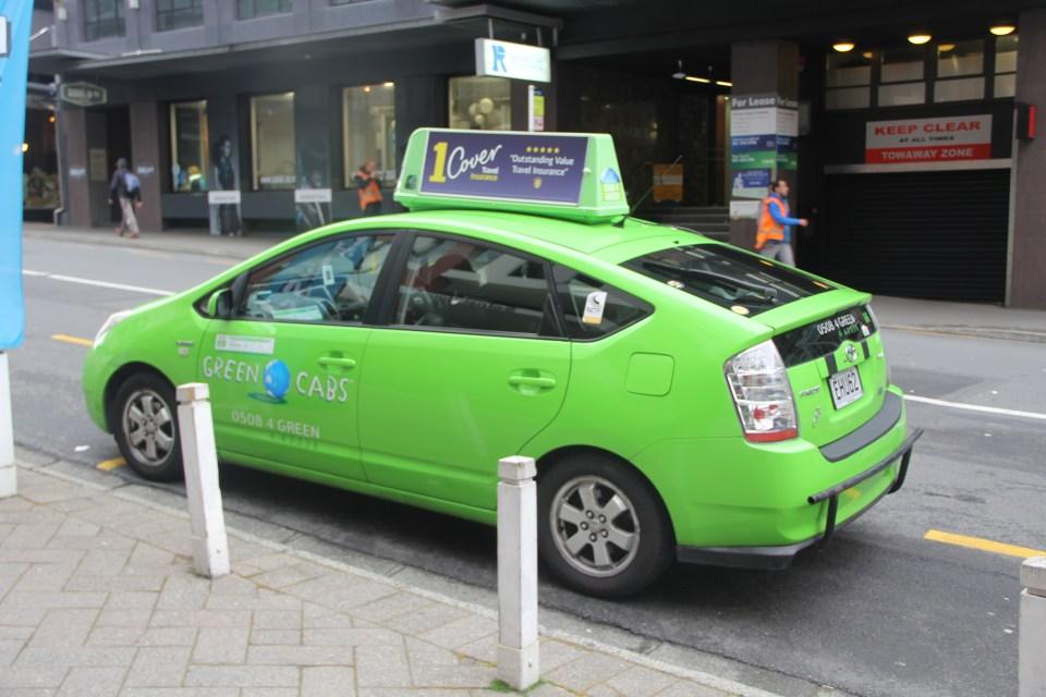 Wellington Taxi