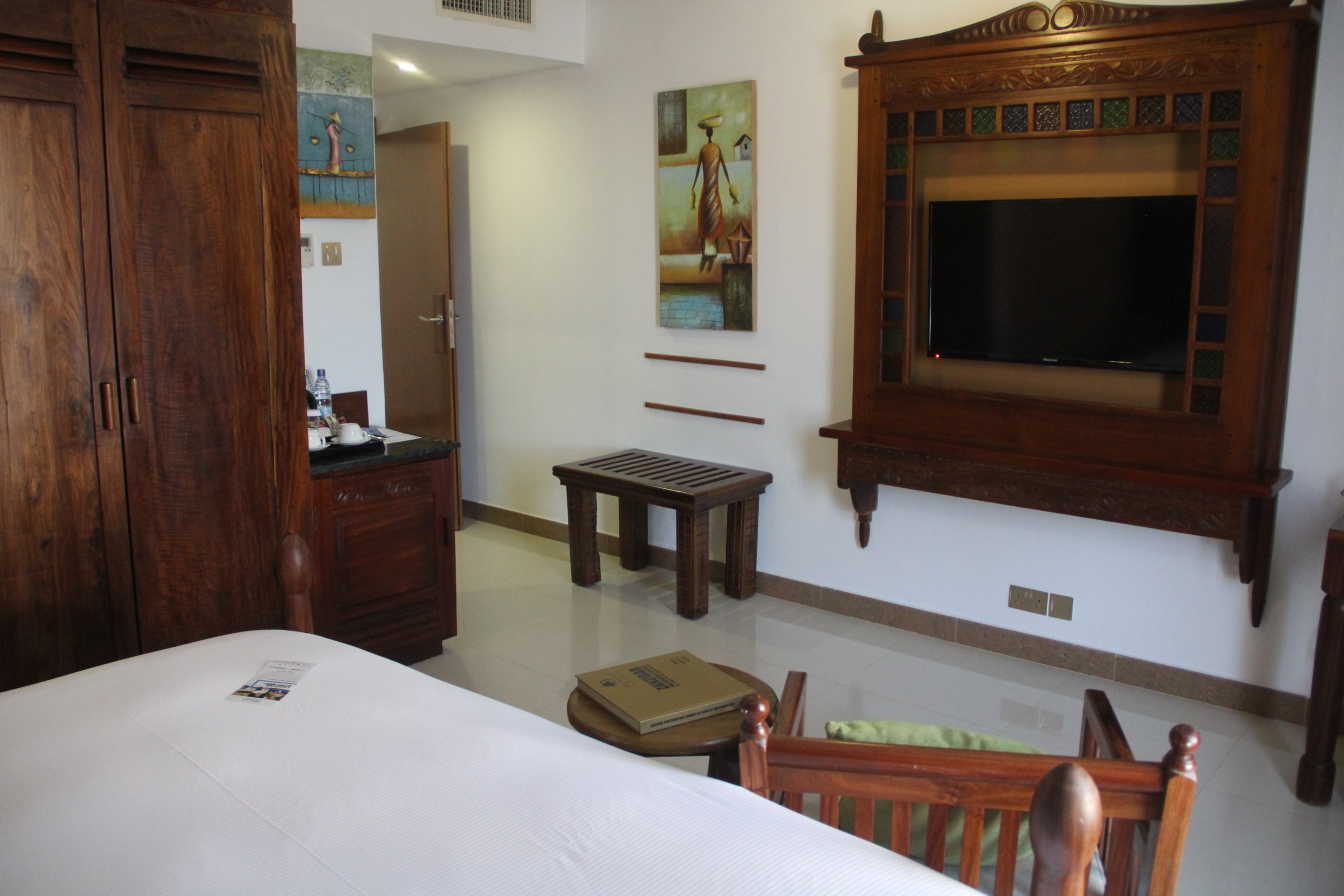 DoubleTree Zanzibar Stone Town One Bedroom Suite