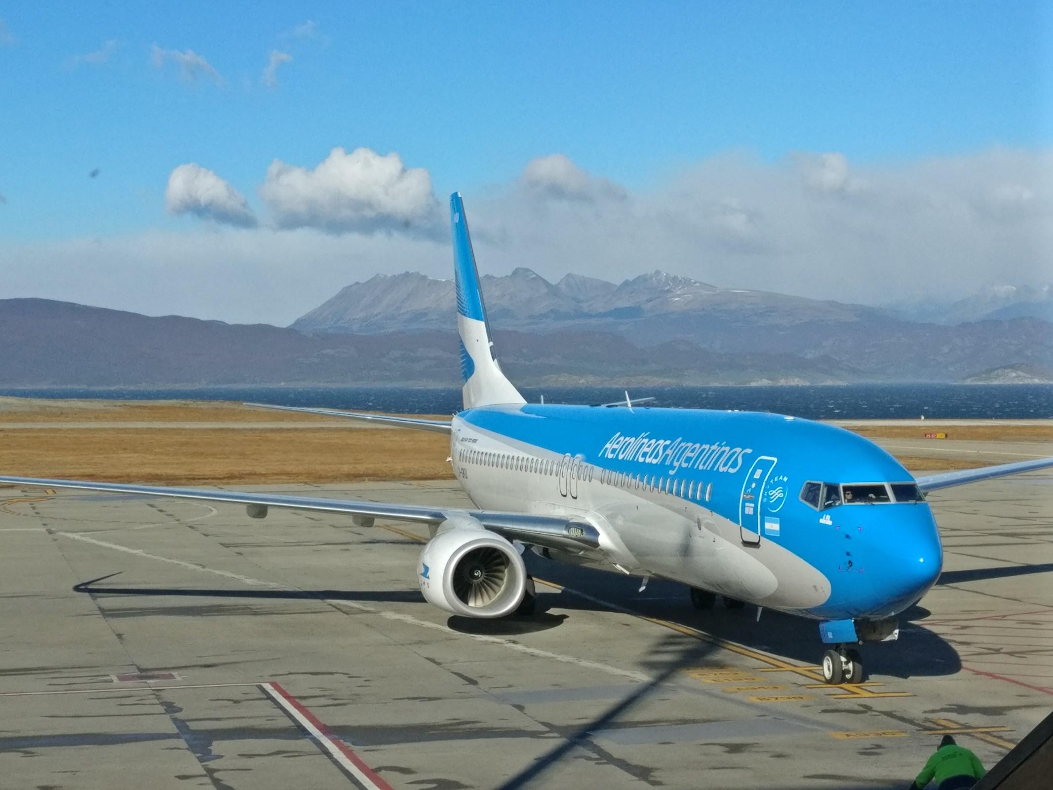 Aerolines Argentinas Boeing 737
