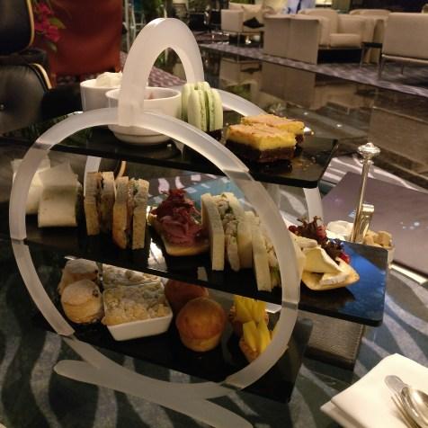 Amathus Beach Hotel Limassol Afternoon Tea