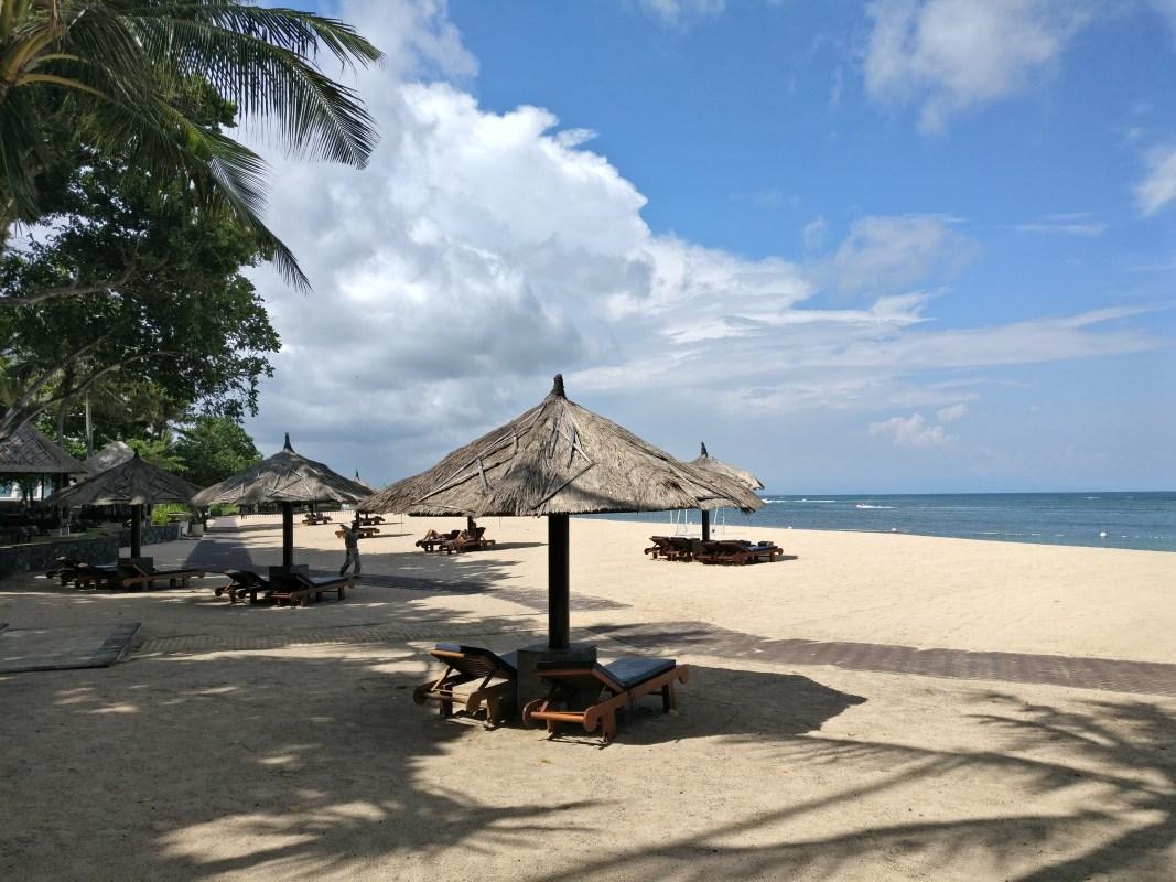 Conrad Bali Beach