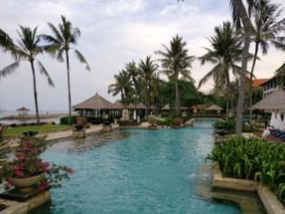 Conrad Bali Lagoon Pool