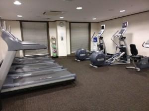 Hilton Queenstown Gym