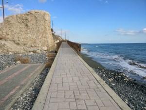 Running on Cyprus