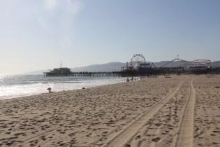 Santa Monica Beach 8