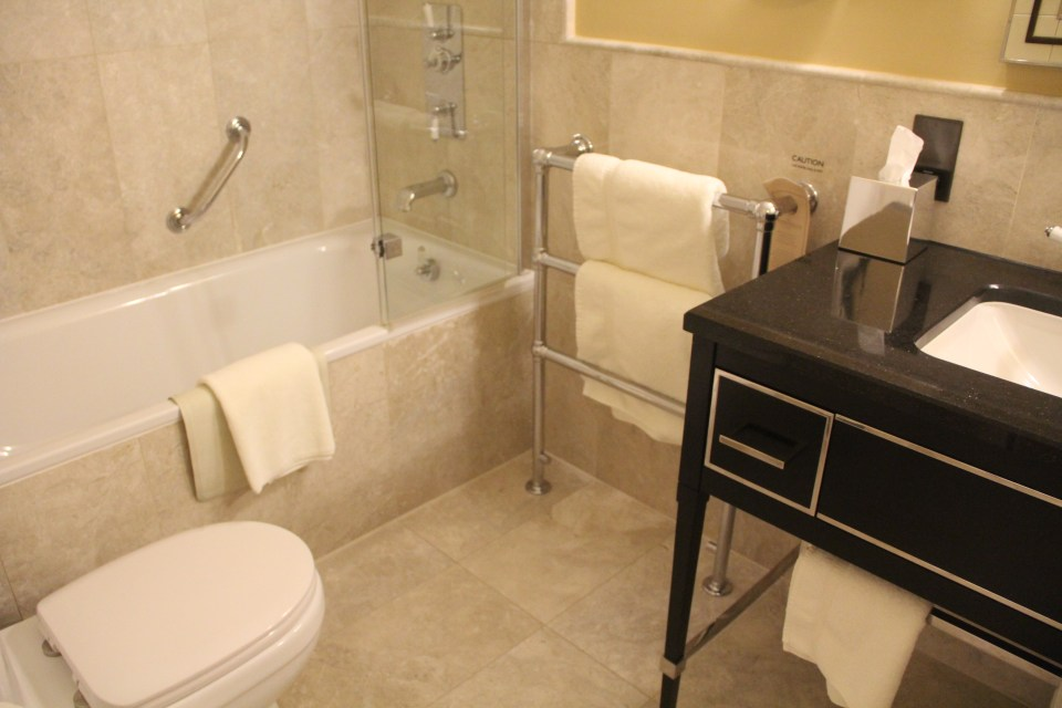 The Gainsborough Bath Classic Room Bathroom
