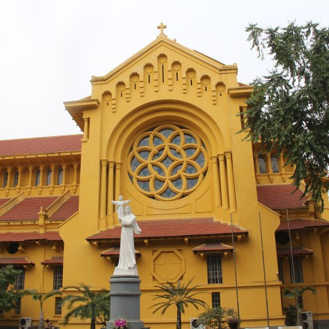 Hanoi Cua Bac Church