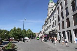 Oslo Karl Johans Gate