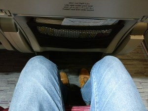 Qatar Airways Economy Class Airbus A320 Seat Pitch