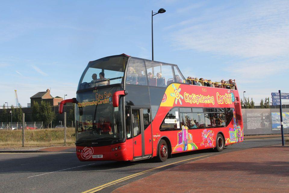 Cardiff Sightseeingbus
