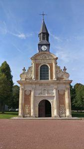Citadelle d'Arras Chapelle Saint-Louis