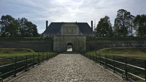 Citadelle d'Arras Gate