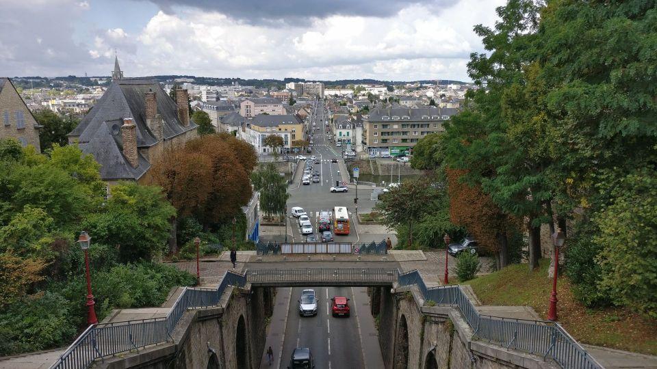 Escalier de Tunnel Le Mans