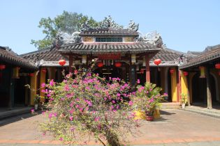 Hoi An Diem Than Temple