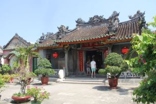 Hoi An Phuoc Kien Assembly Hall