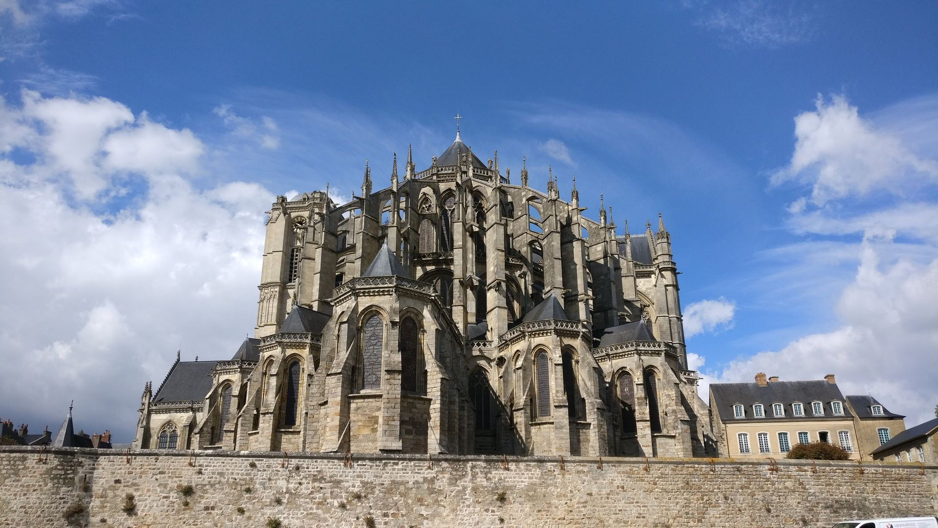 Le Mans Cathedrale
