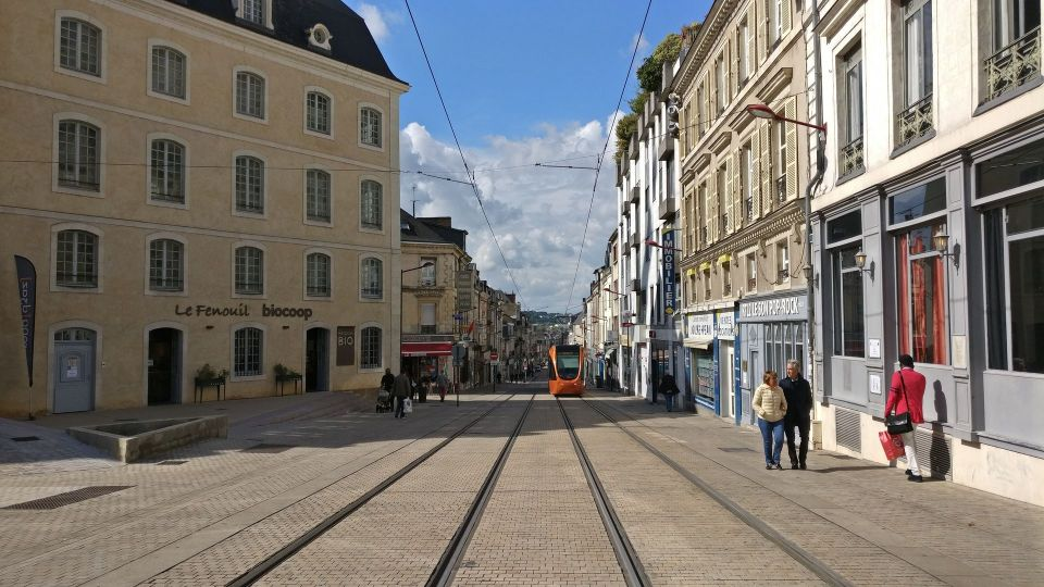 Rue Gambetta Le Mans