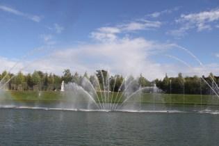 Versailles Garden Fountainshow