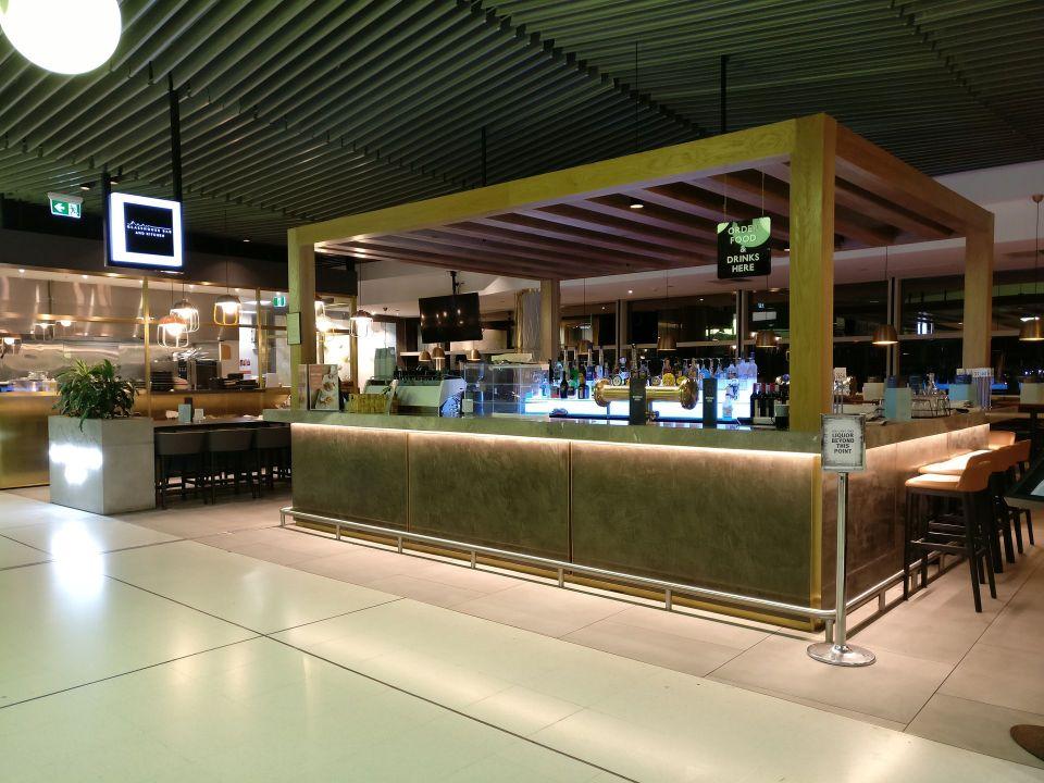 Brisbane Airport Dining
