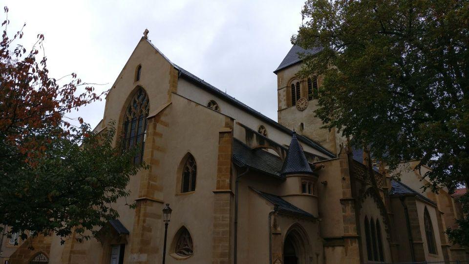 Église Saint-Eucaire Metz