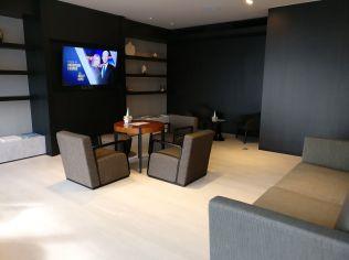 Conrad Manila Excecutive Lounge