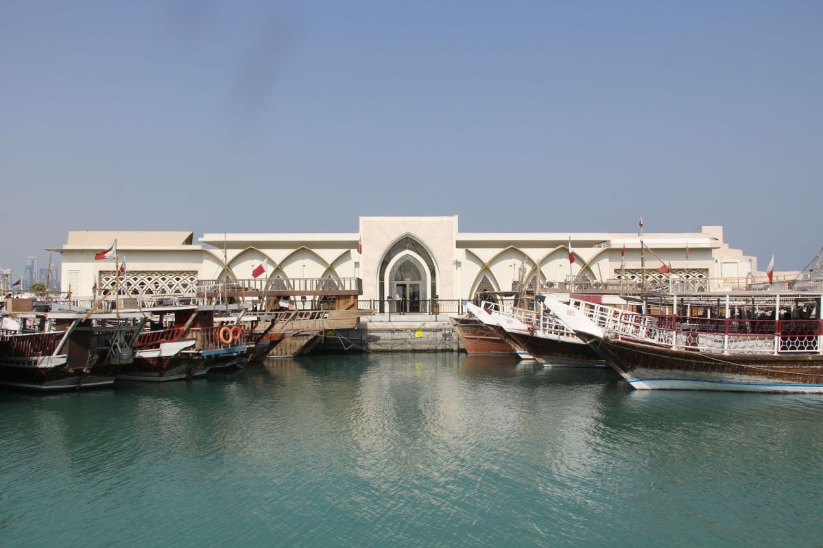 Doha Harbour