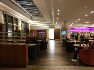 Hilton Frankfurt Airport Executive Lounge