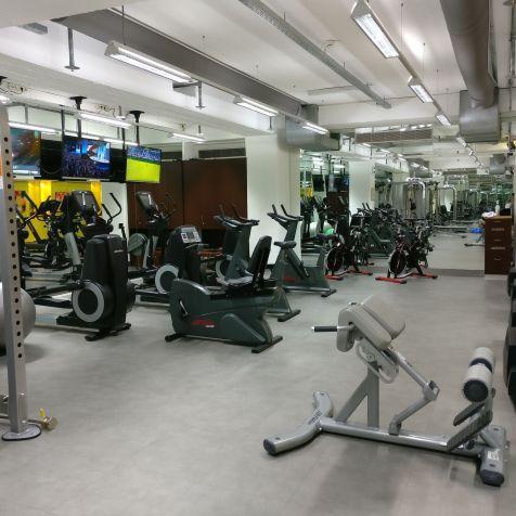 InterContinental Vienna Gym