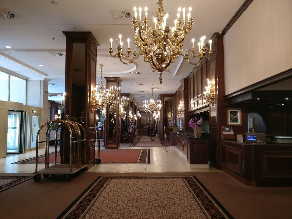 InterContinental Vienna Lobby