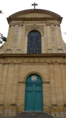 Metz Eglise Notre-Dame