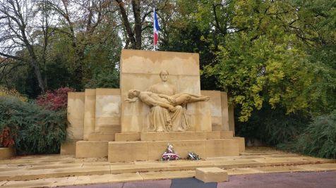 Metz Monument