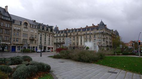 Metz Place Reymond Mondon