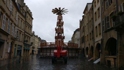 Metz Rue du Change