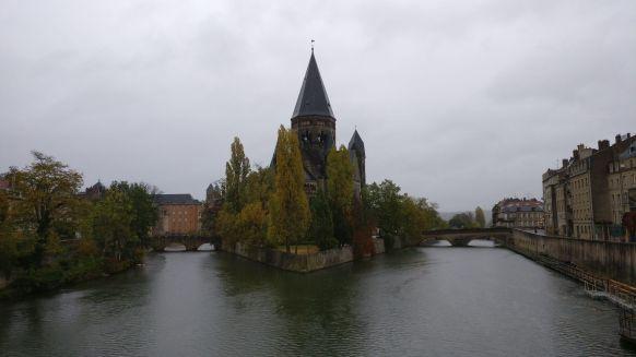 Metz Temple Neuf