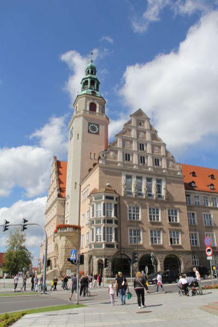 Olsztyn Town Hall