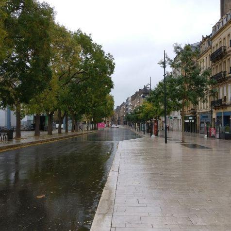 Place de la Republique Metz
