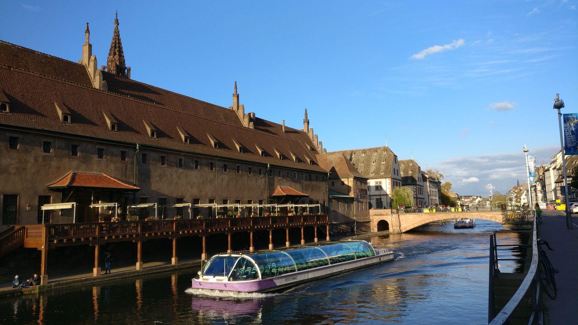 Strasbourg River