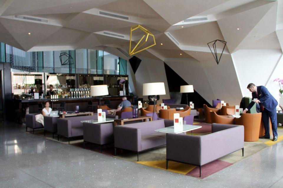 The Marker Dublin Lobby