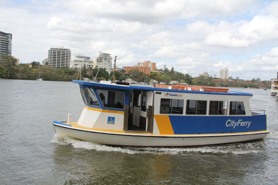Brisbane City Ferry
